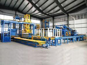 Concrete Block Automatic Production Line